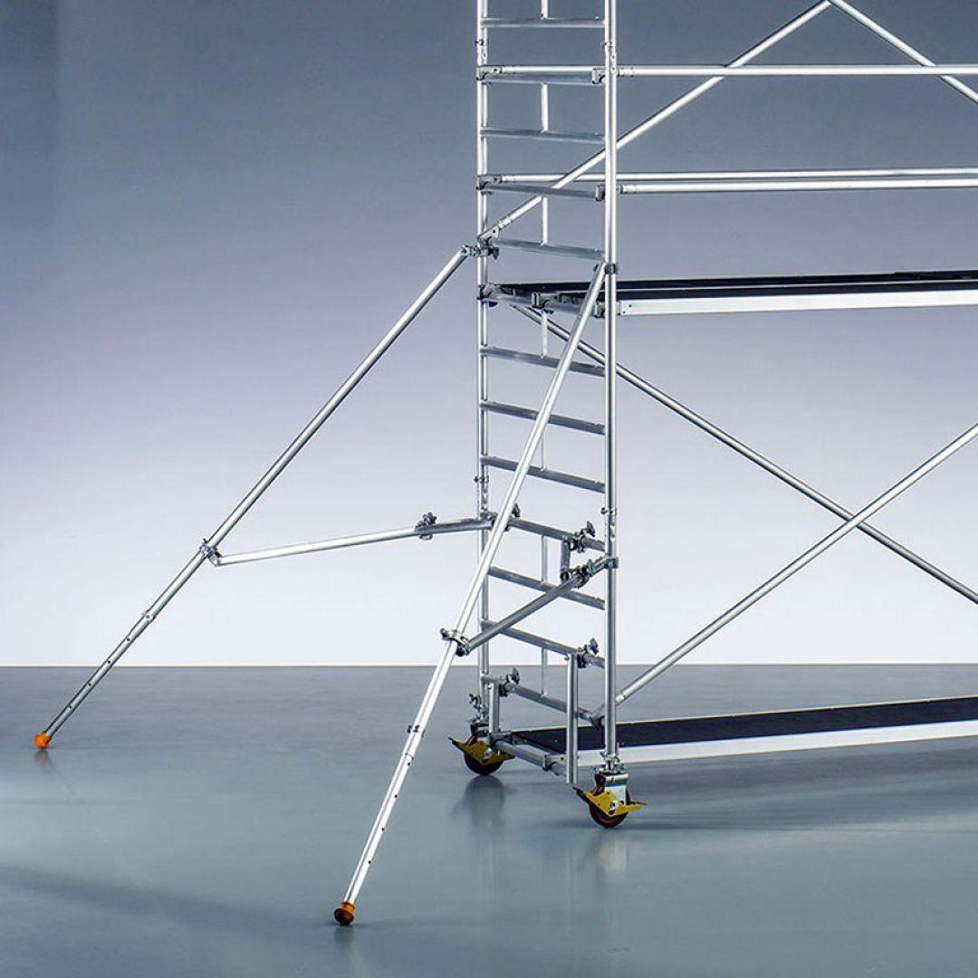 Andaime Móvel de Aluminio Zifa 7m