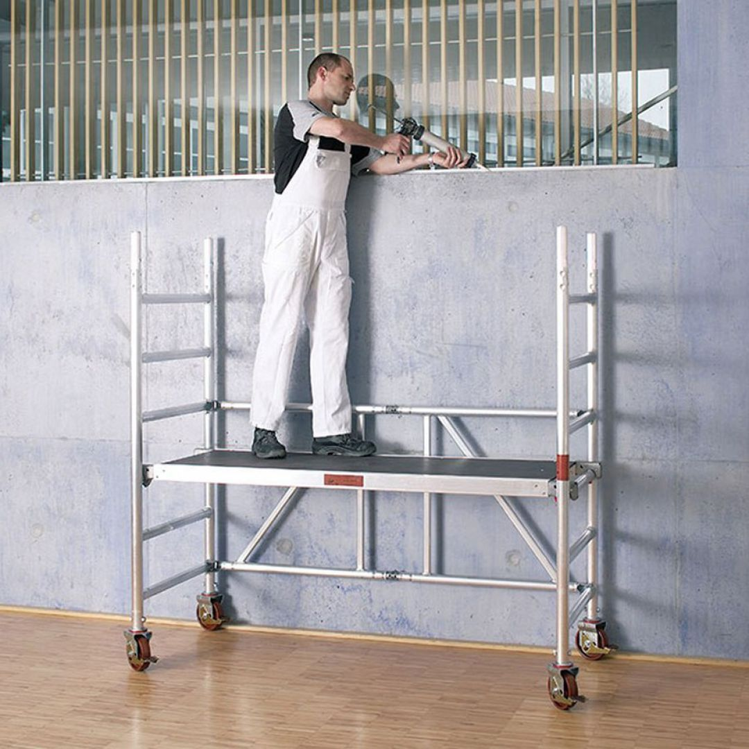 Andaime Móvel de Alumínio Zifa 5m