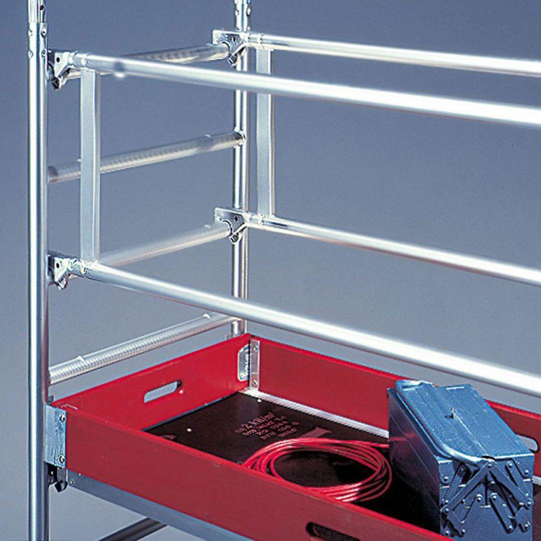 Andaime Móvel de Alumínio Uni-Compacto 2m